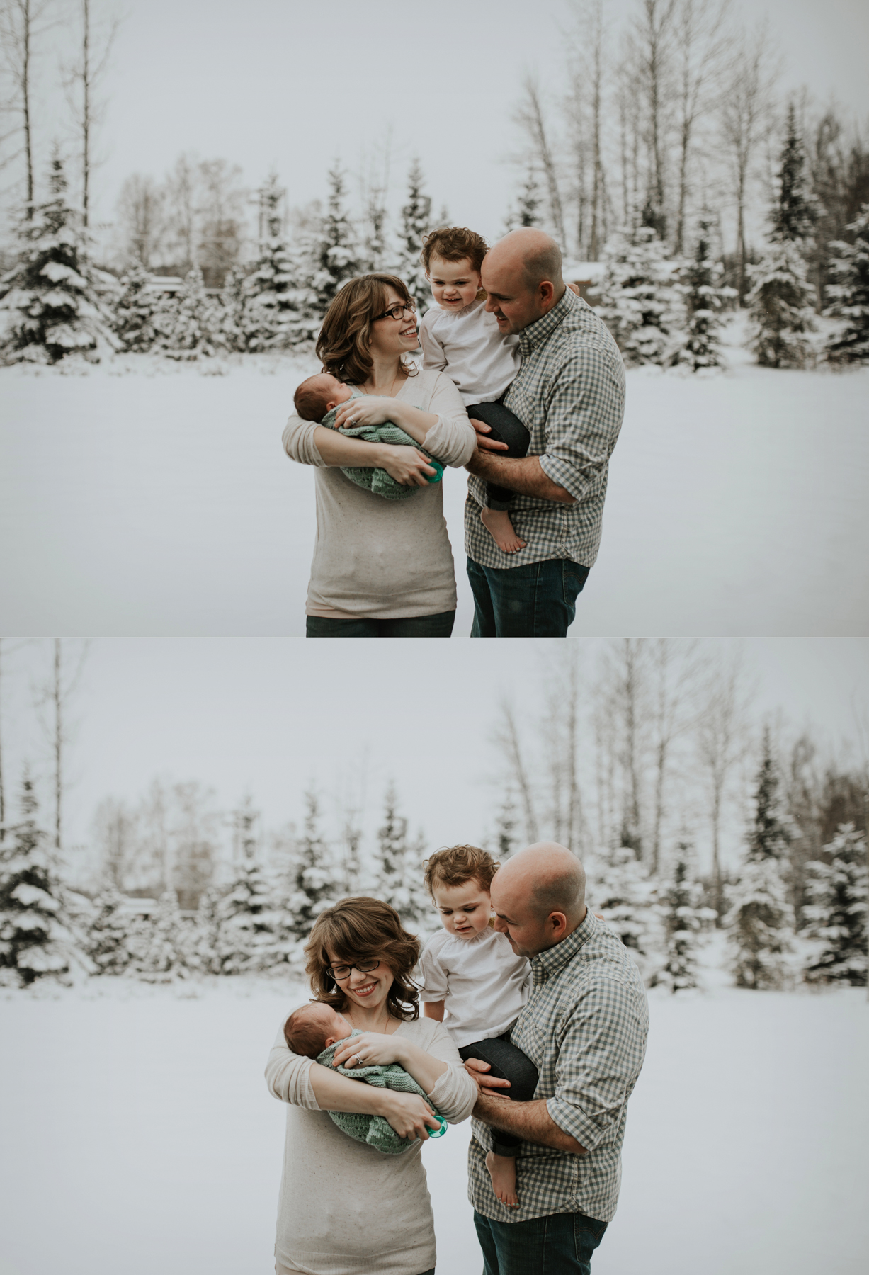 alaskan newborn photographer