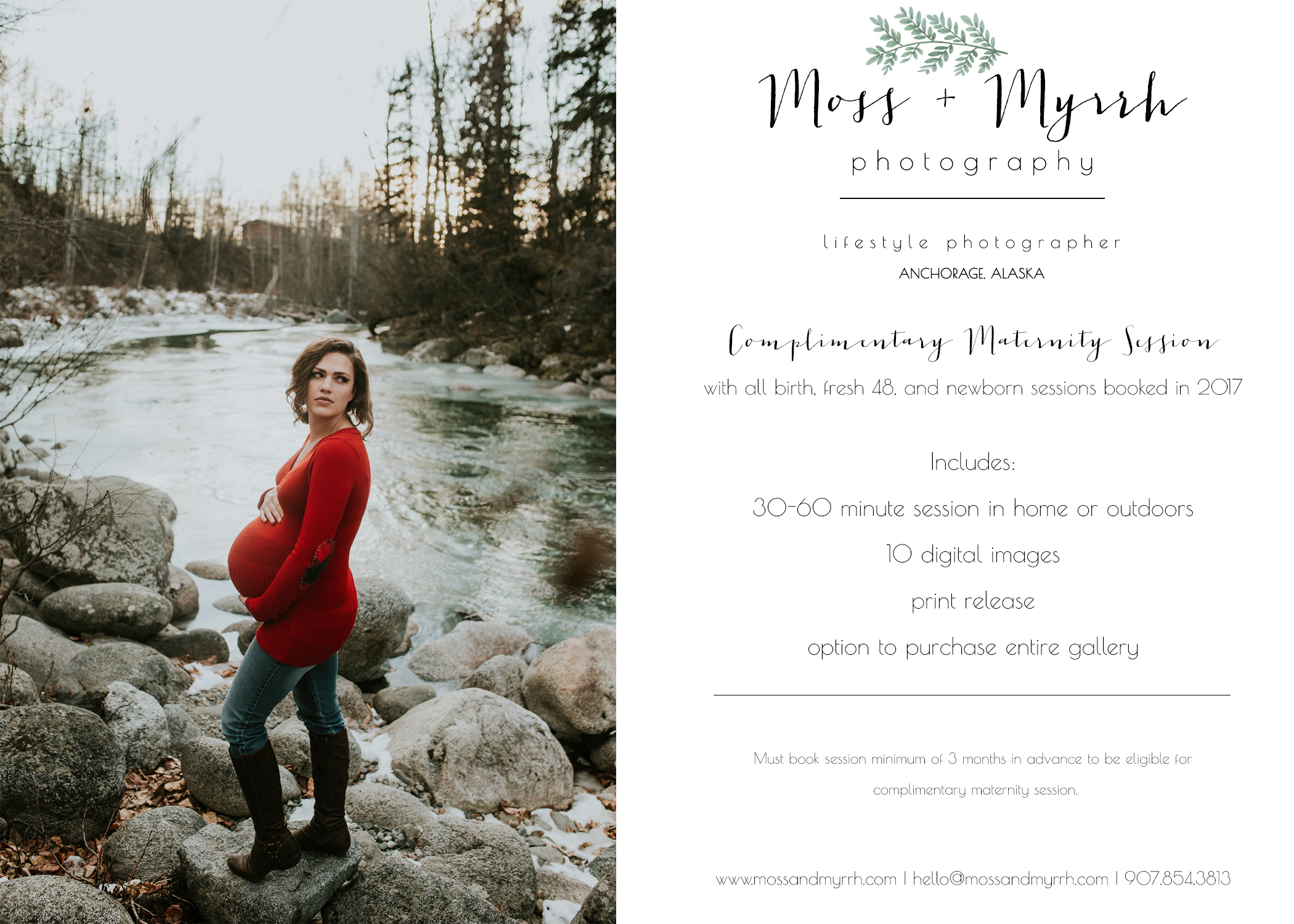 anchoragematernityphotographer