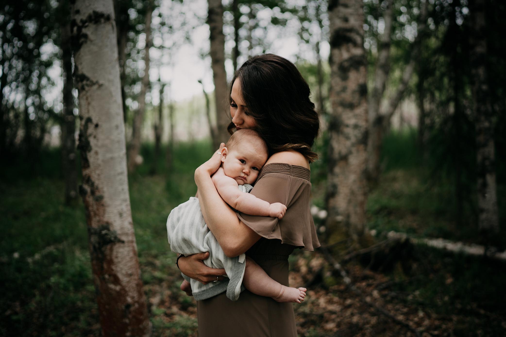 Alaskan MotherhoodSession ↟ -