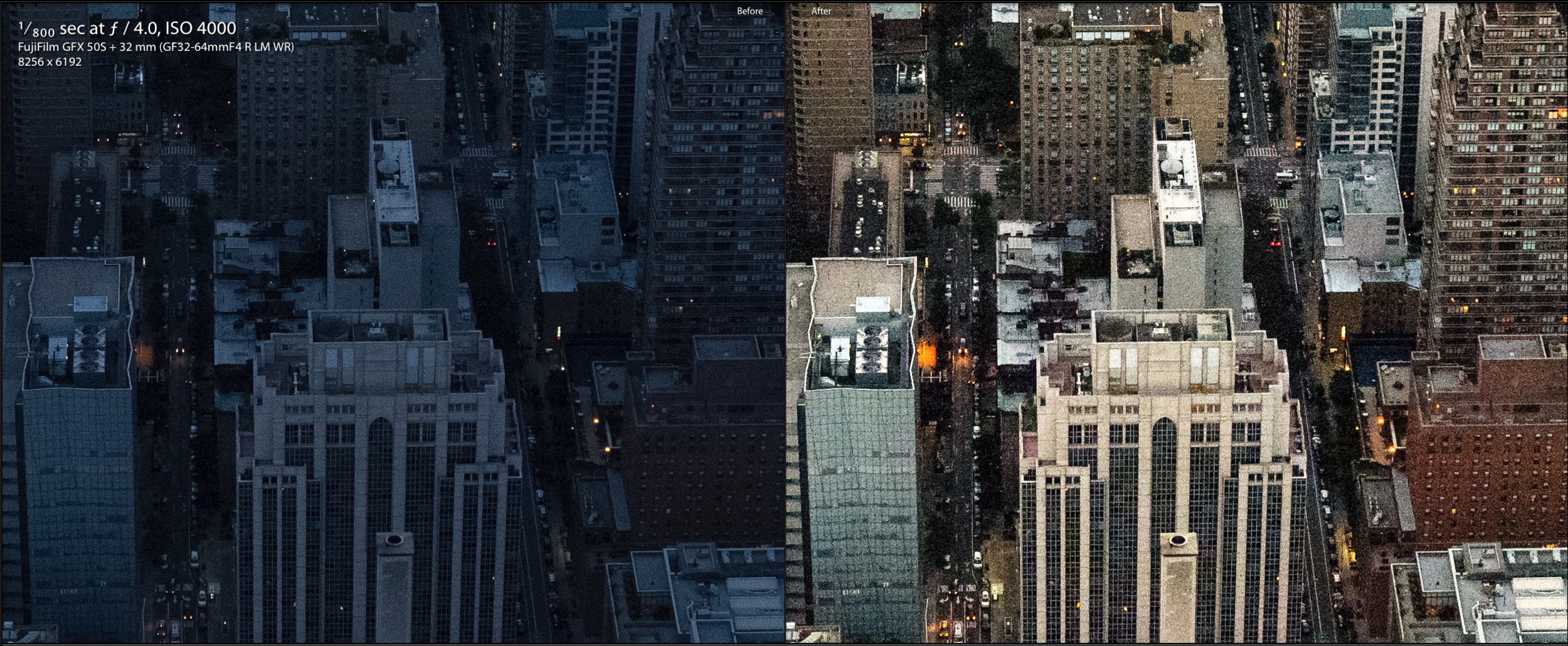 Same 'before & after' at 100% zoom. (Click to enlarge)