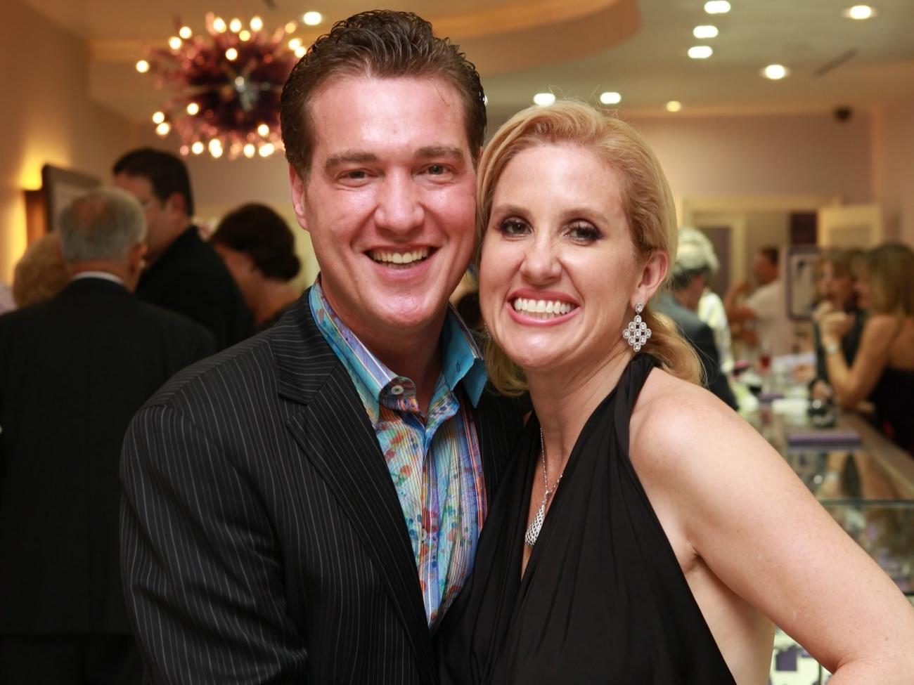 Charlotte & Eddie De Paula