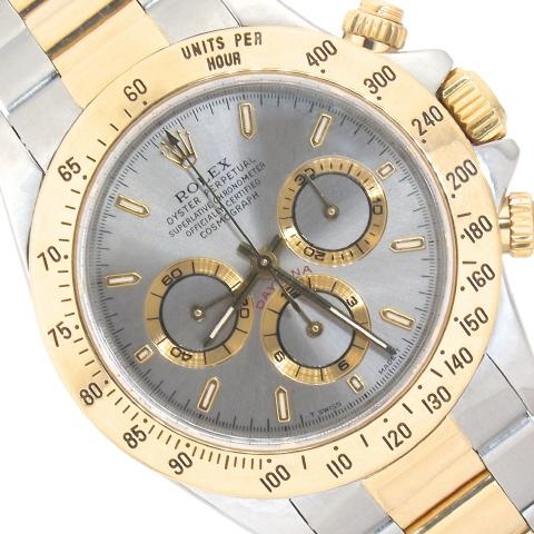 Rolex Watch 18K Daytona