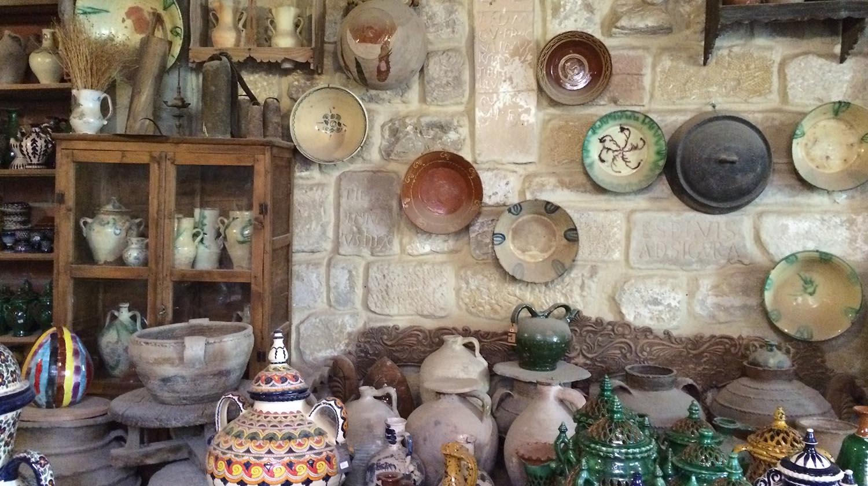 We just love Spanish ceramics