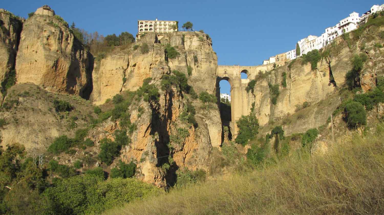 The Puente Nuevo Bridge, Ronda, Andalucia