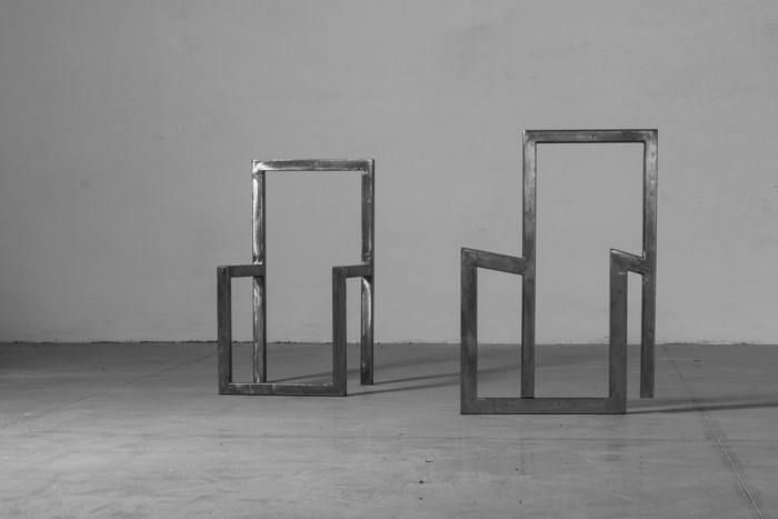 SORIN NEAMTU  Almost chairs, 2012-2013