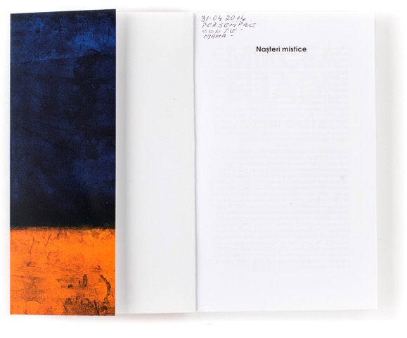 Michele Bressan, Present, 2014, obiect, 20 x 12 x 2 cm. Foto: Michele Bressan.