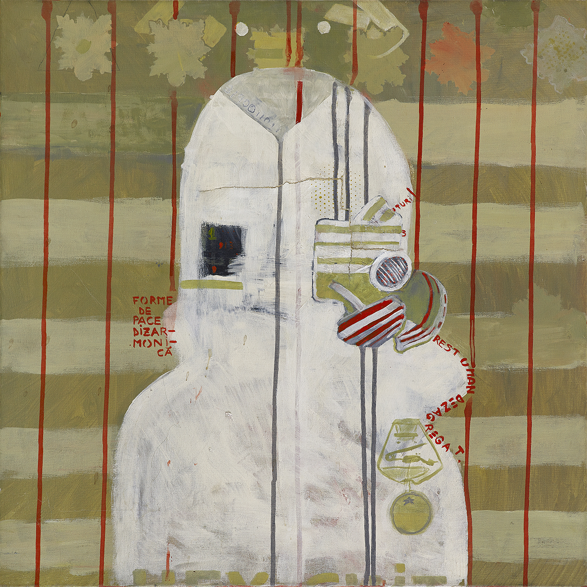 1 60x60 cm acrilic on canvas soldiers - decorated soldier 2006.jpg