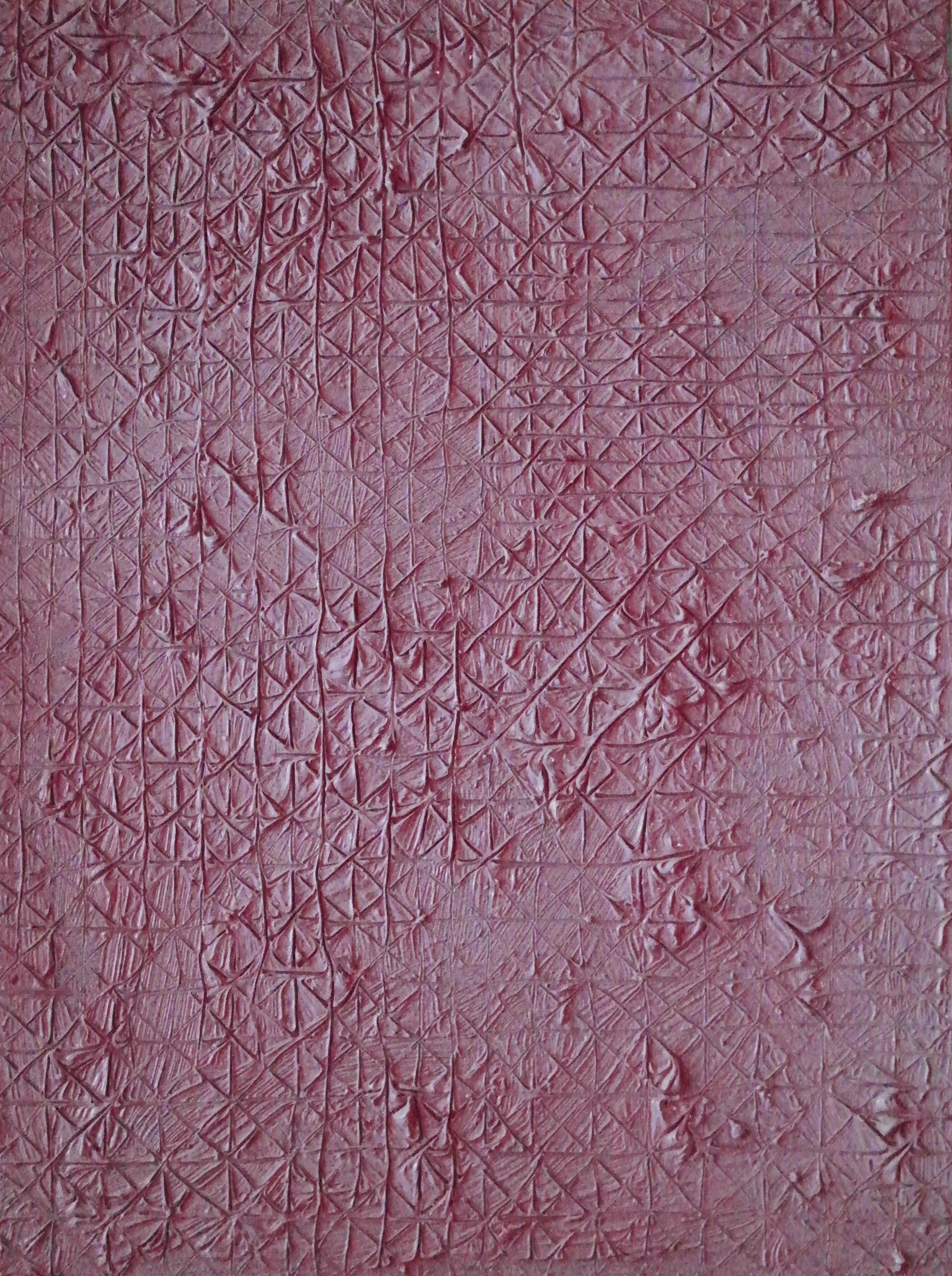 Mater nr. 3, 2015, ulei pe pânză, 30 x 40 cm