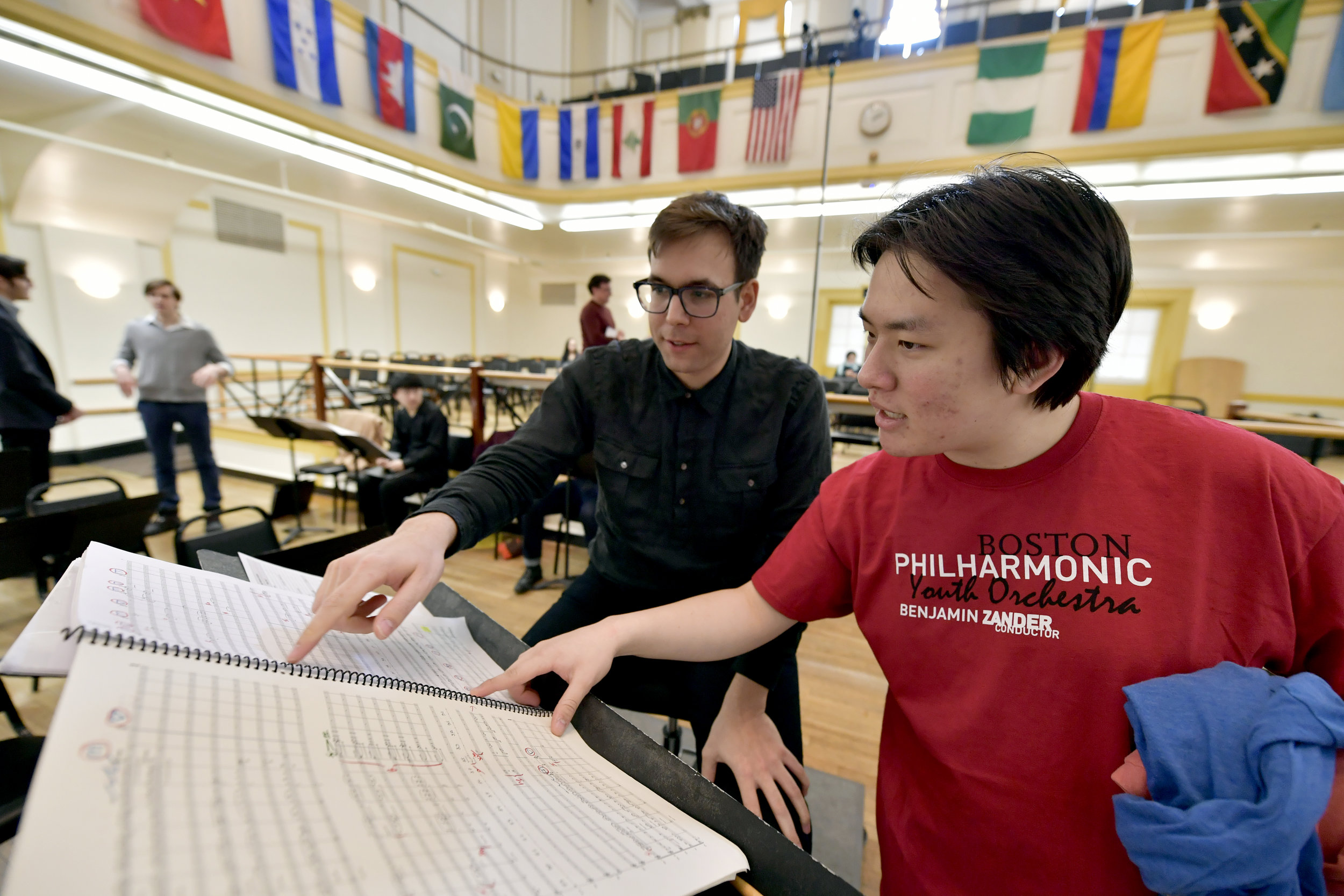 2017 Young Composers Initiative