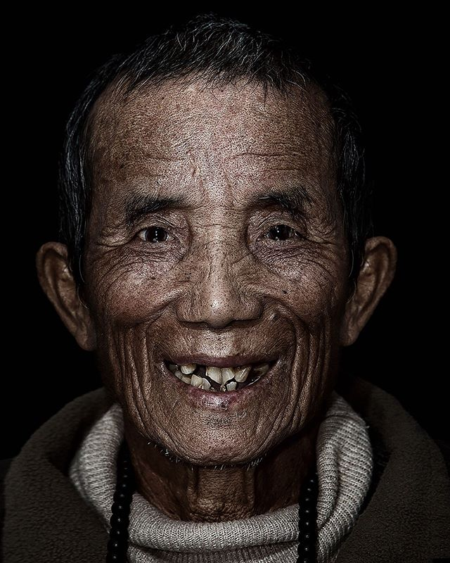 84 year olds refugee  from Tibet , Diaspora Smile is an ongoing portraits project that capture the joy of Tibetan refugee after they receive an blessing from His Holiness Dalai Lama. #tibet #diaspora_smile #pilgrimage #world #buddhist #peaceful #mindfulness #life #oldpeople #spiritual #art #wisdom #inspiration #happiness #smile #india #happy #photography #travel #oldbeauty #canon #instagram #portraitphotography #photooftheday t #OfHumans #portraitsvisuals #pursuitofportraits