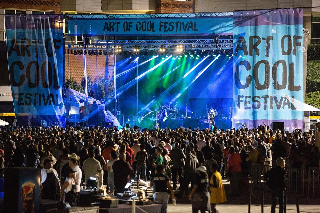 Art of Cool Festival 2019 - Durham, NCVenue - Multiple, Downtown