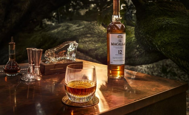 The Macallan 5 Course Menu of The Evening 2019 - Manhattan Beach, CAVenue - TBD