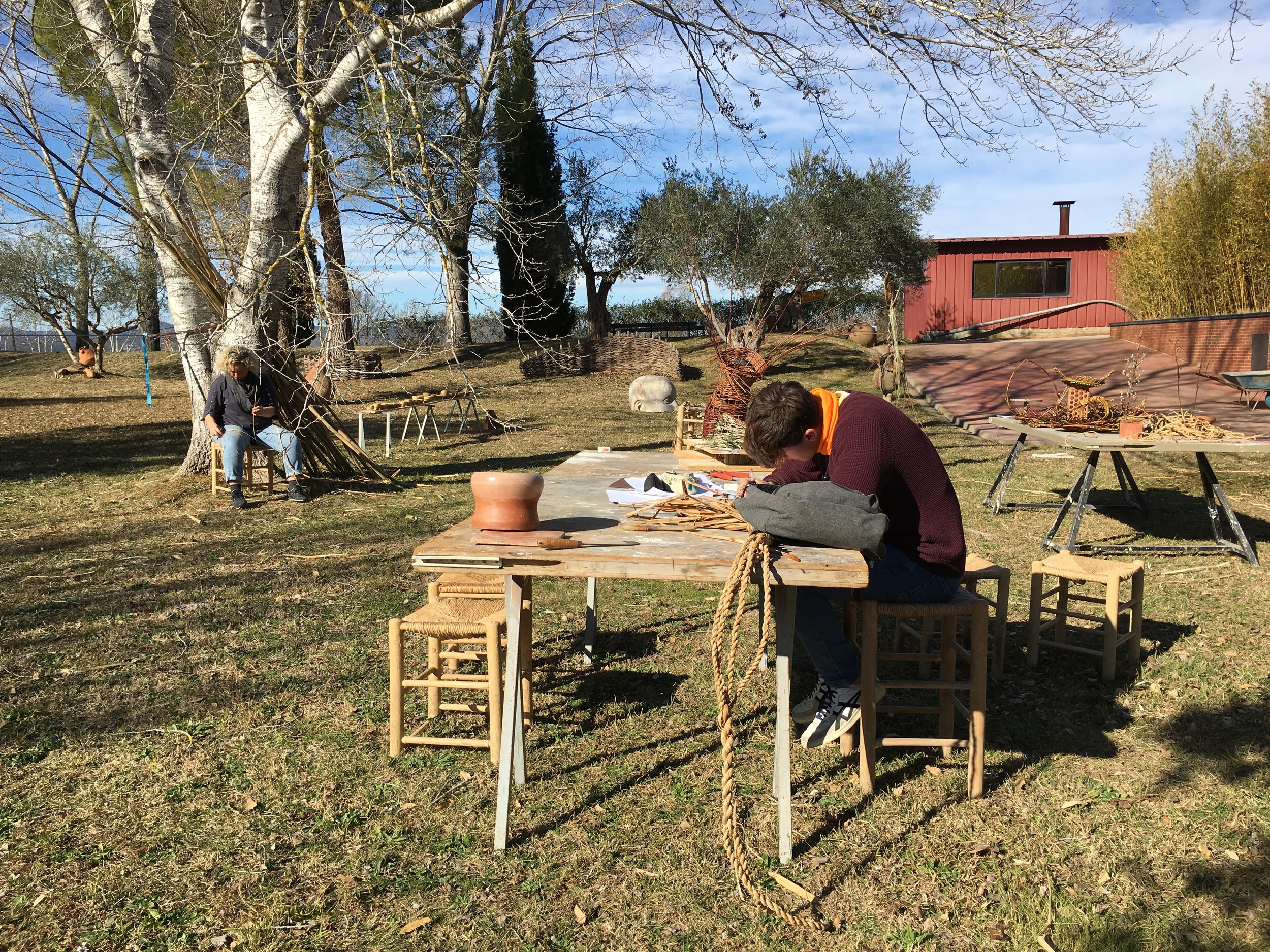 Elisava Base Camp 2018 Livingthinhgs Fibers 01.JPG