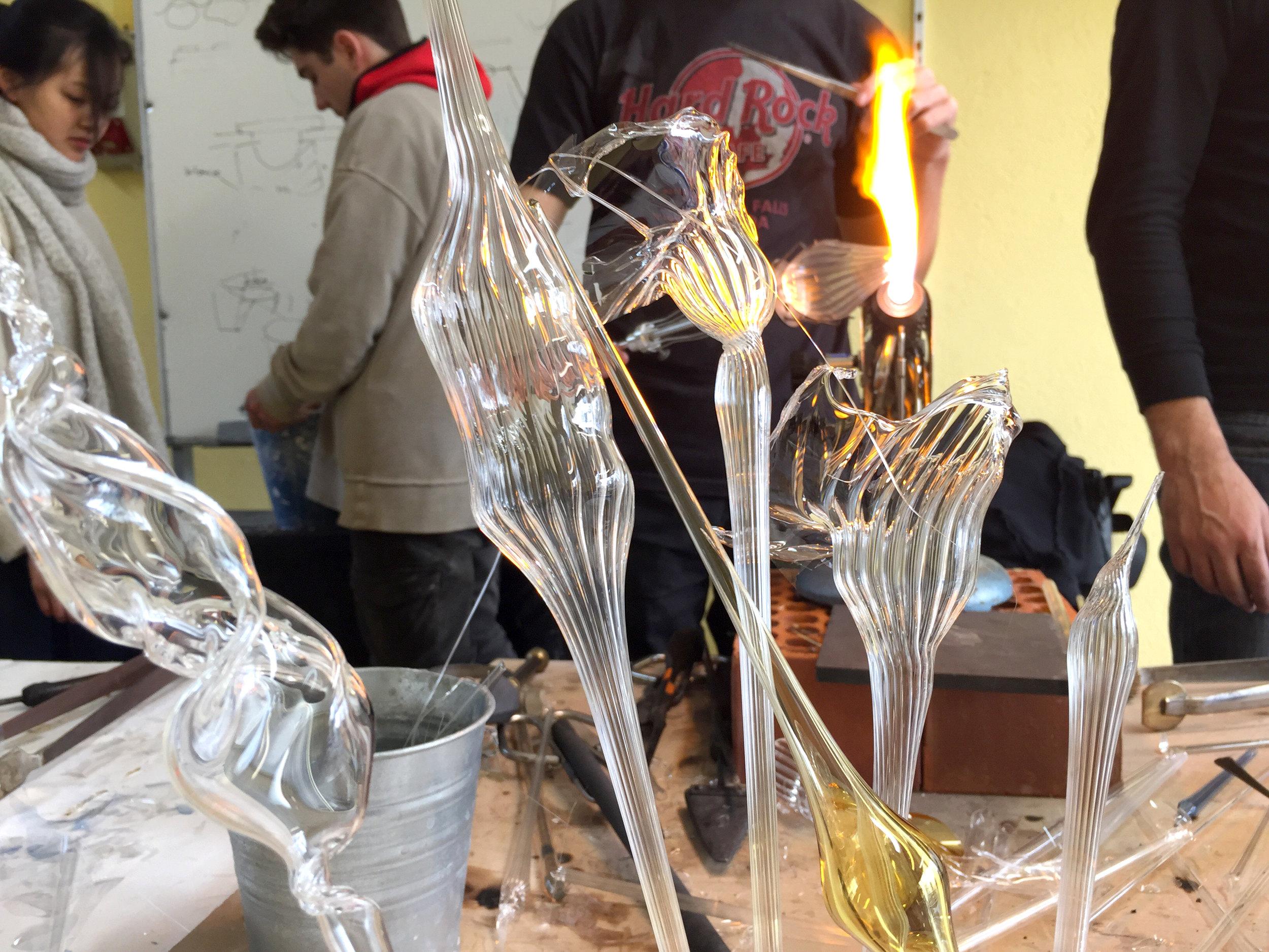 Elisava Base Camp 2018 Livingthinhgs Glass 01.JPG