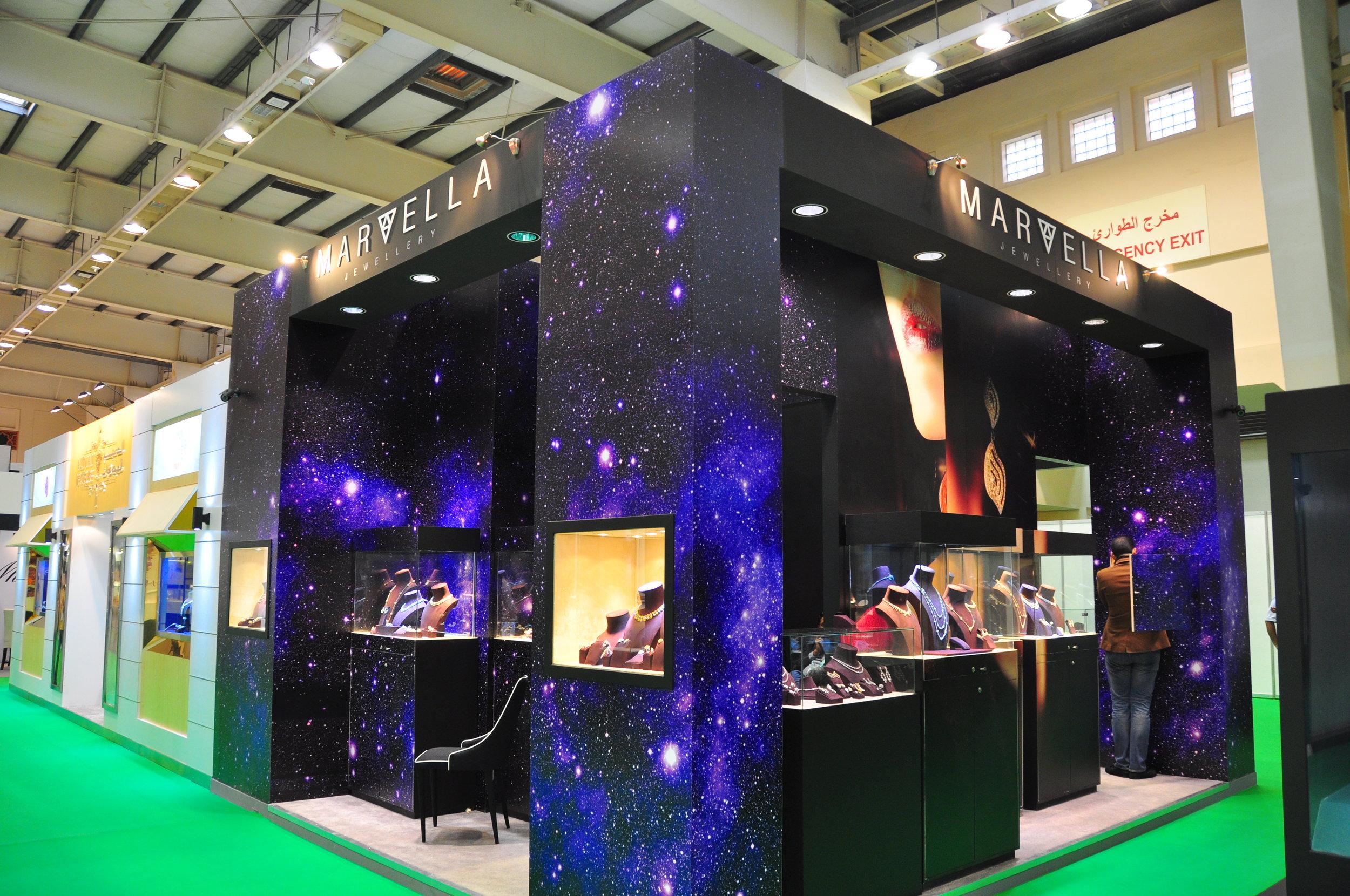 Marvella - Jewellery Arabia 2015