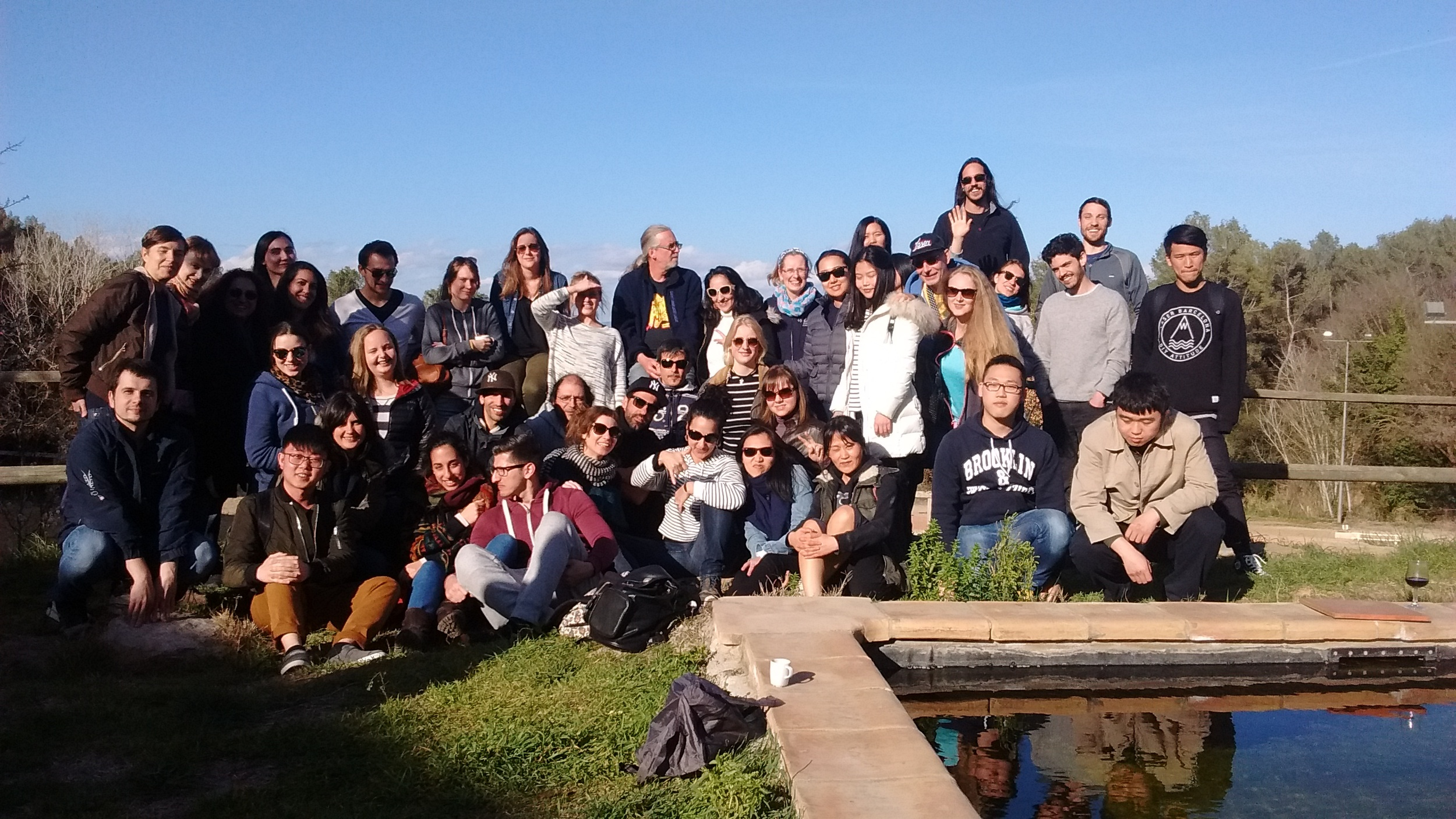 Escuela Mediterraneo mar�2016