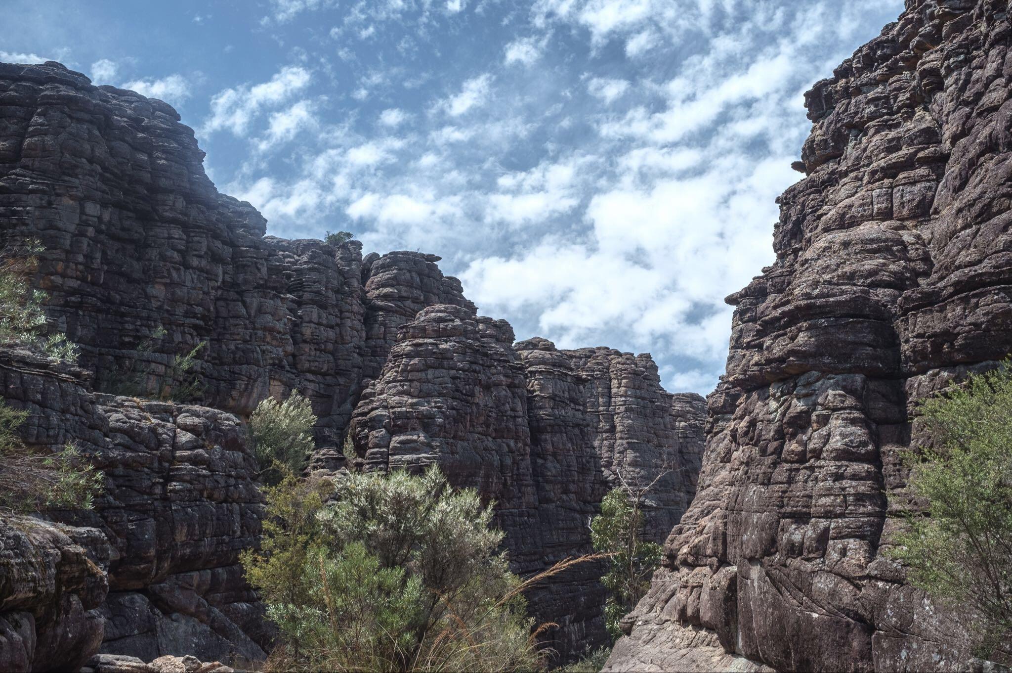 Grand Canyon, Hall's Gap, Grampians