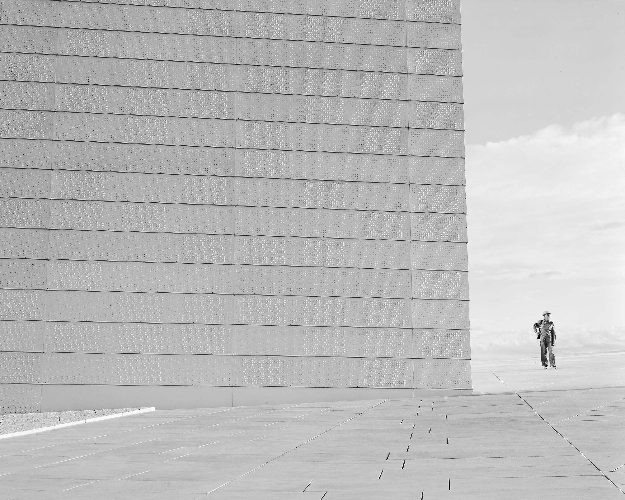 People & Cityscape workshop in Oslo. ©Bjørn Joachimsen.