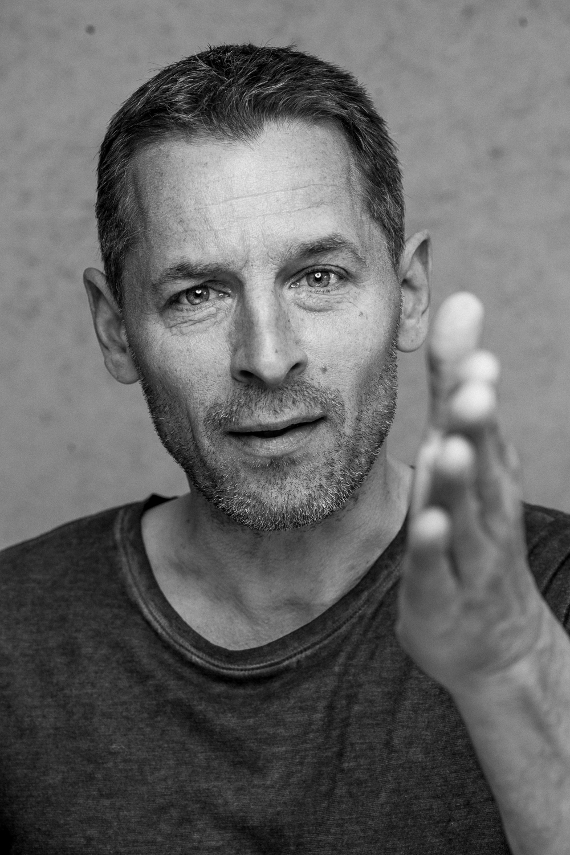 Michael Birkkjær portræt