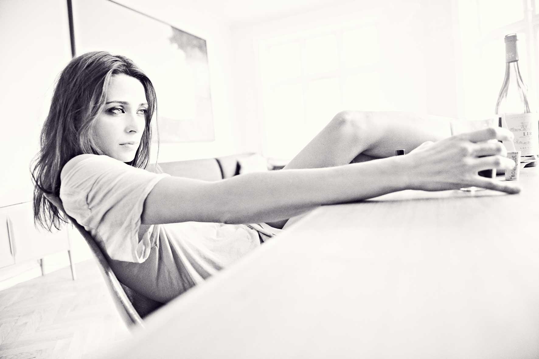 Laura Drasbæk portræt