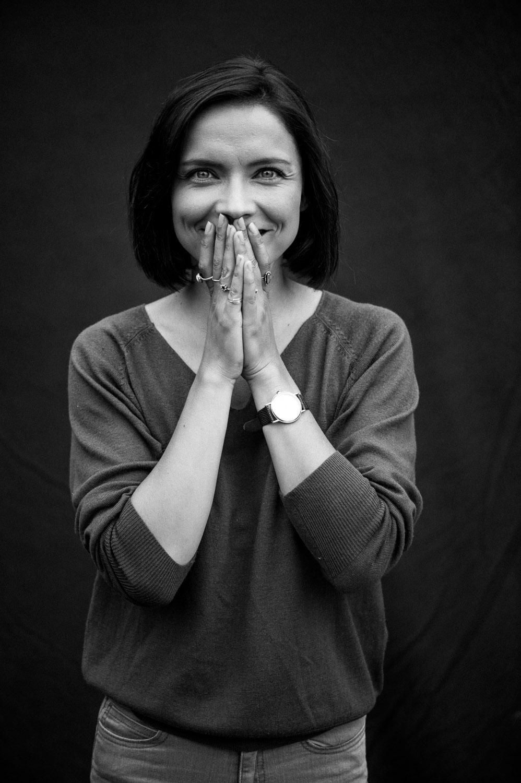 Neel Rønholt PR portræt