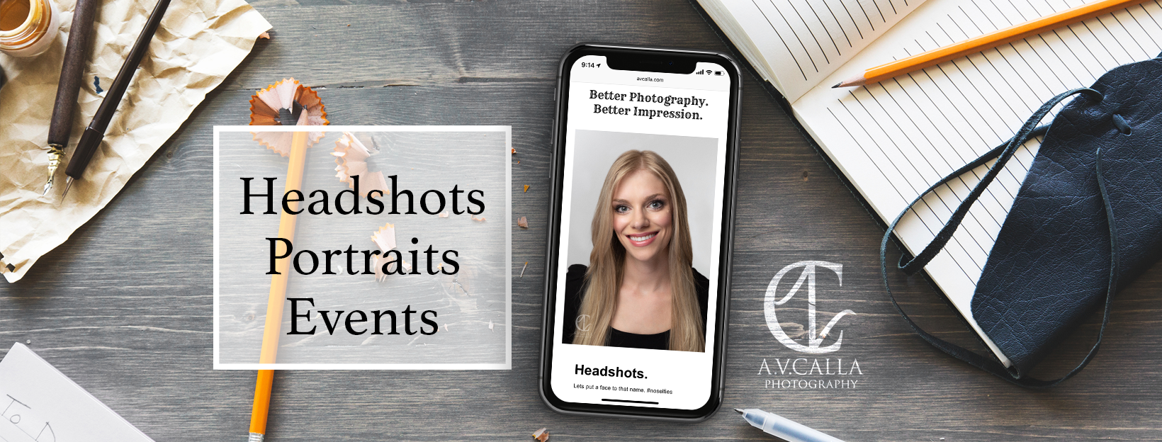 Scottsdale Arizona Portrait and Headshot Photographer
