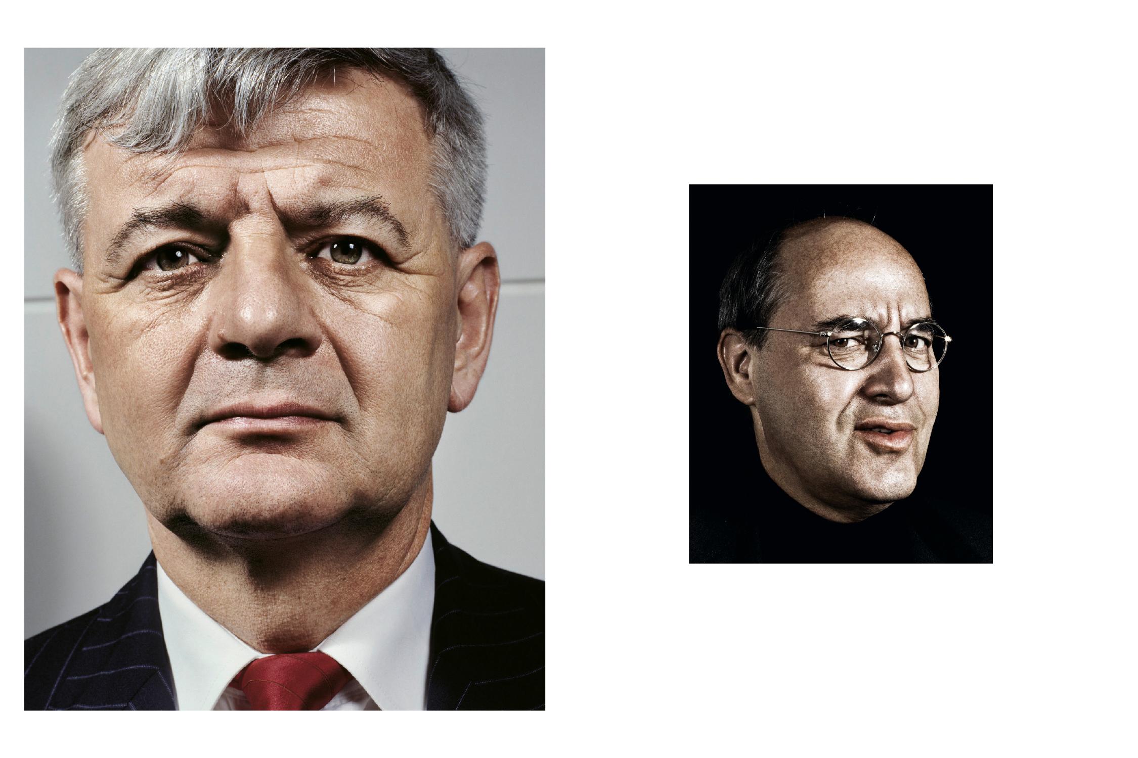 Joschka Fischer / Gregor Gysi