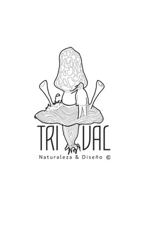 TRIVAL     es una empresa dedicada a la realización de artes gráficas para proyectos relacionados con la naturaleza y la educación que la interprete y la entienda. www.accionlocal.cl