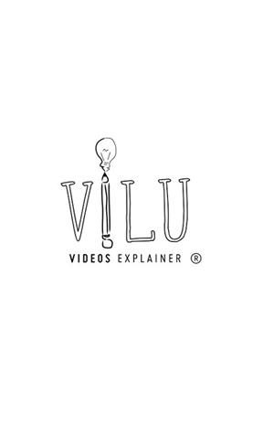 VILU     se dedica a hacer videos explicativos, con estilos gráficos distintos y con animación dibujada. www.vilu.info