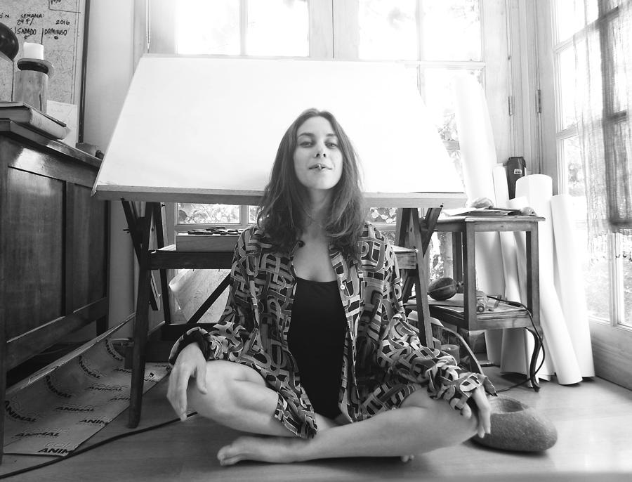 Antonia Lara Ilustradora