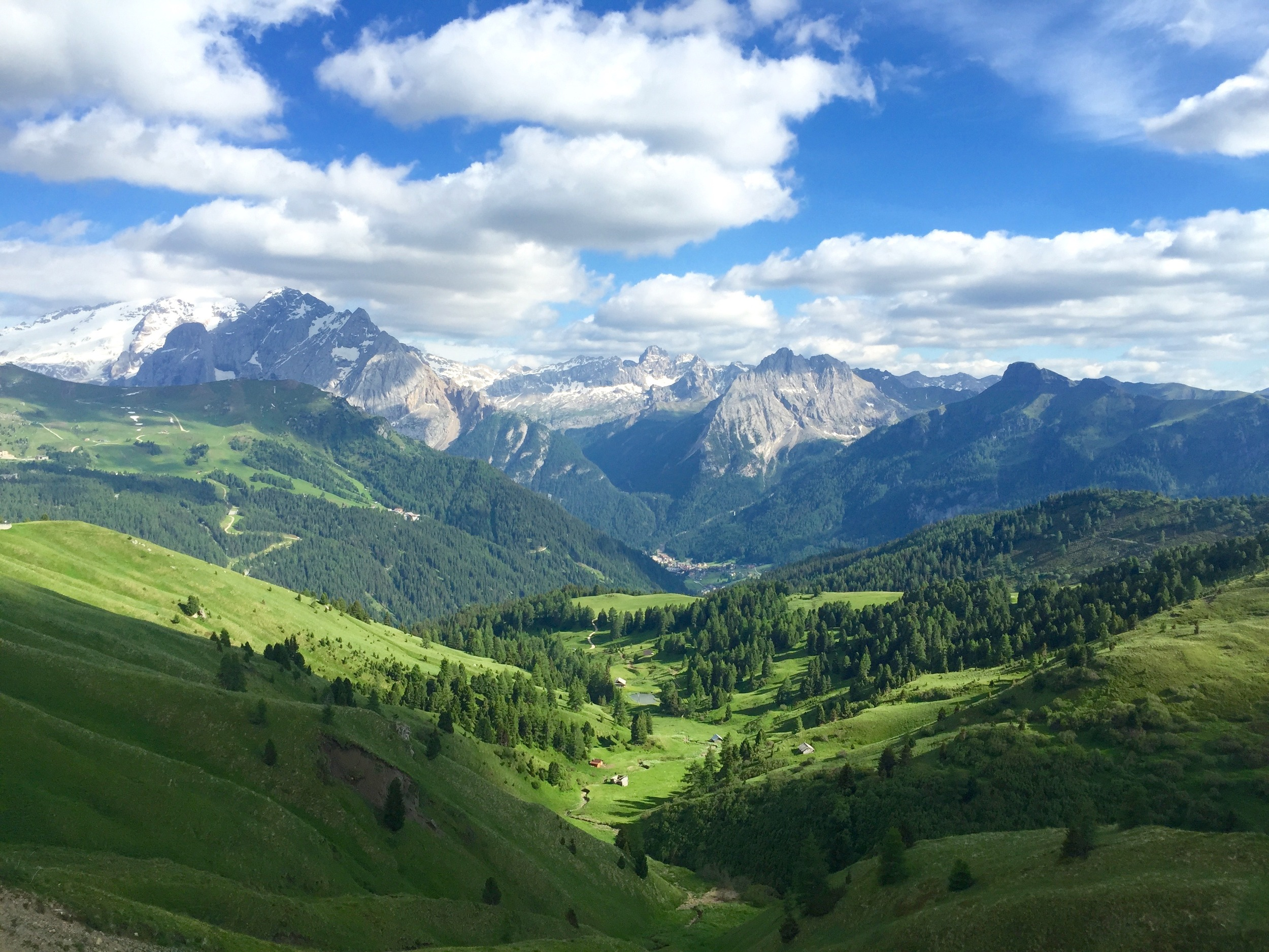 The Selle Pass