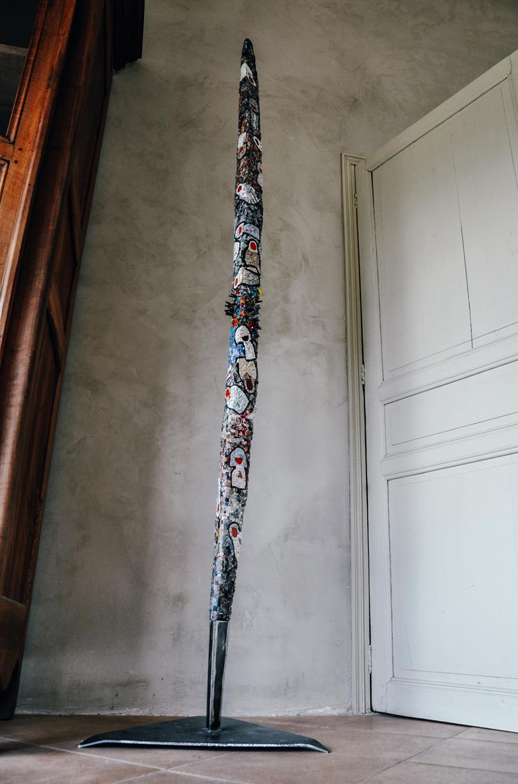 Totem Poupées // 2011
