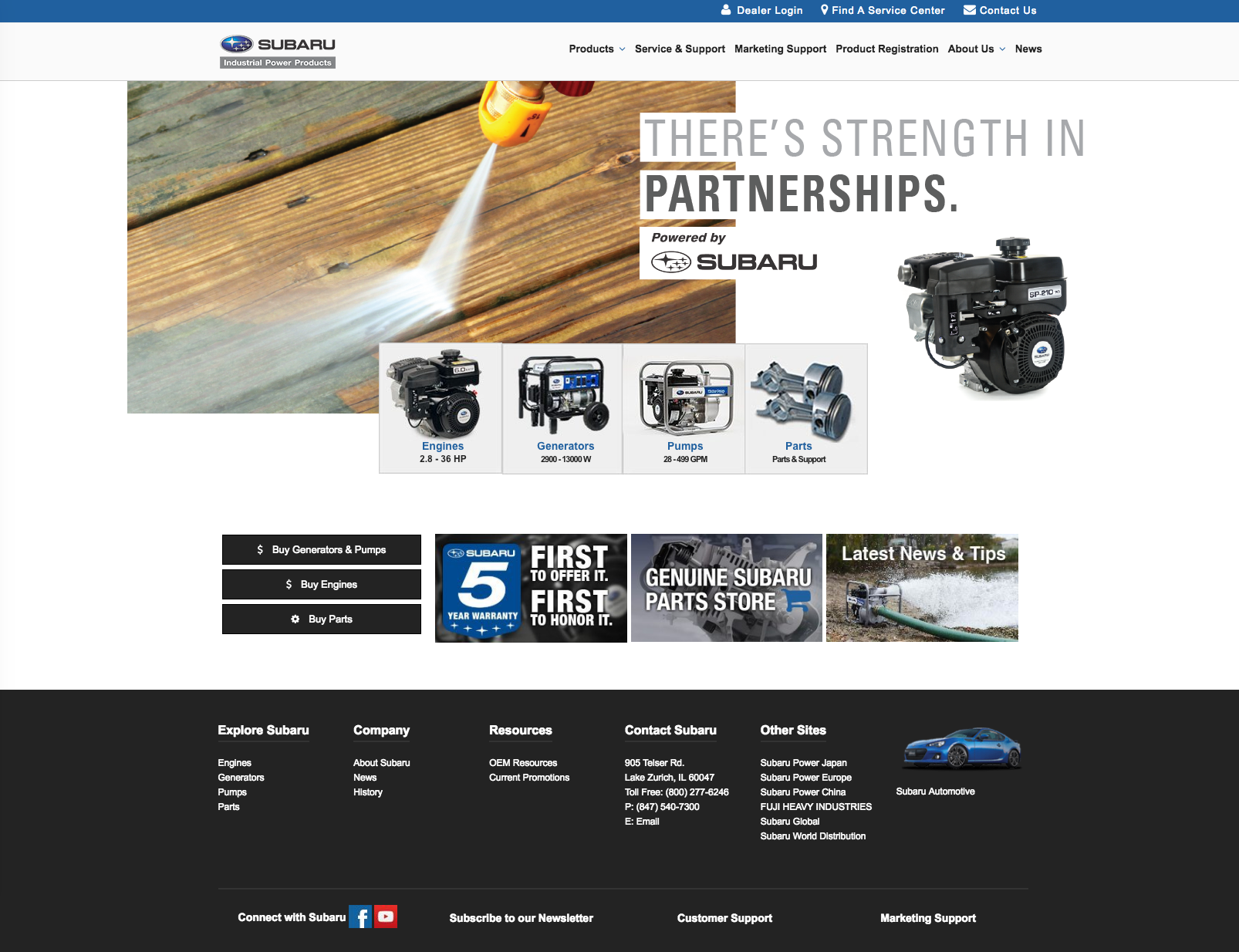 Partnerships Slider Image