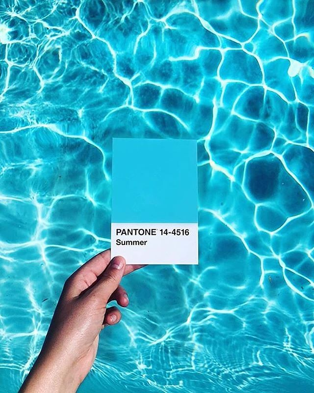 Because we all deserve a break 💦 Sharing some Pantone lovin' 📷 @latermedia  #graphicdesign #graphicdesignmalaysia #designagency #designagencymalaysia #pantone #branding #socialmedia