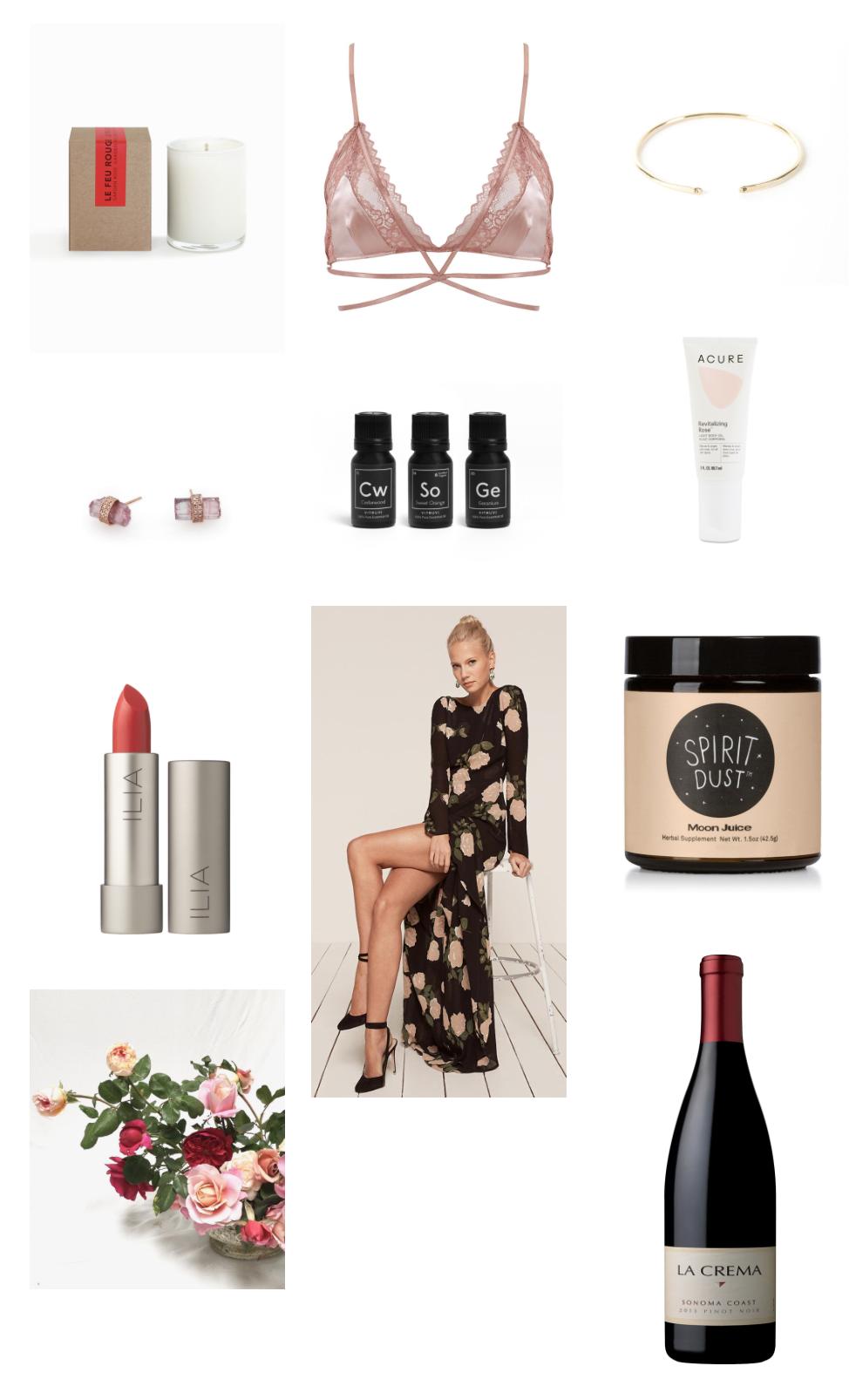 Valentines Day x VITRUVI x Gift Guide