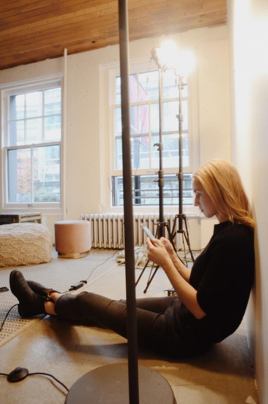 New Interview with Sara Panton, C.E.O of Vitruvi *Inspiring Read*
