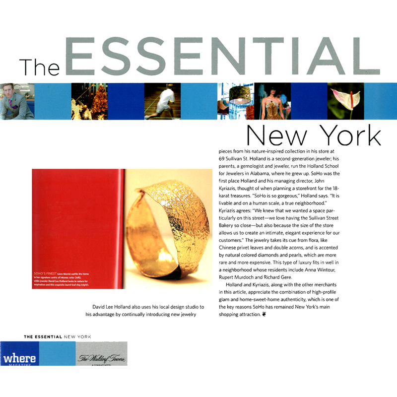 The Essential New York