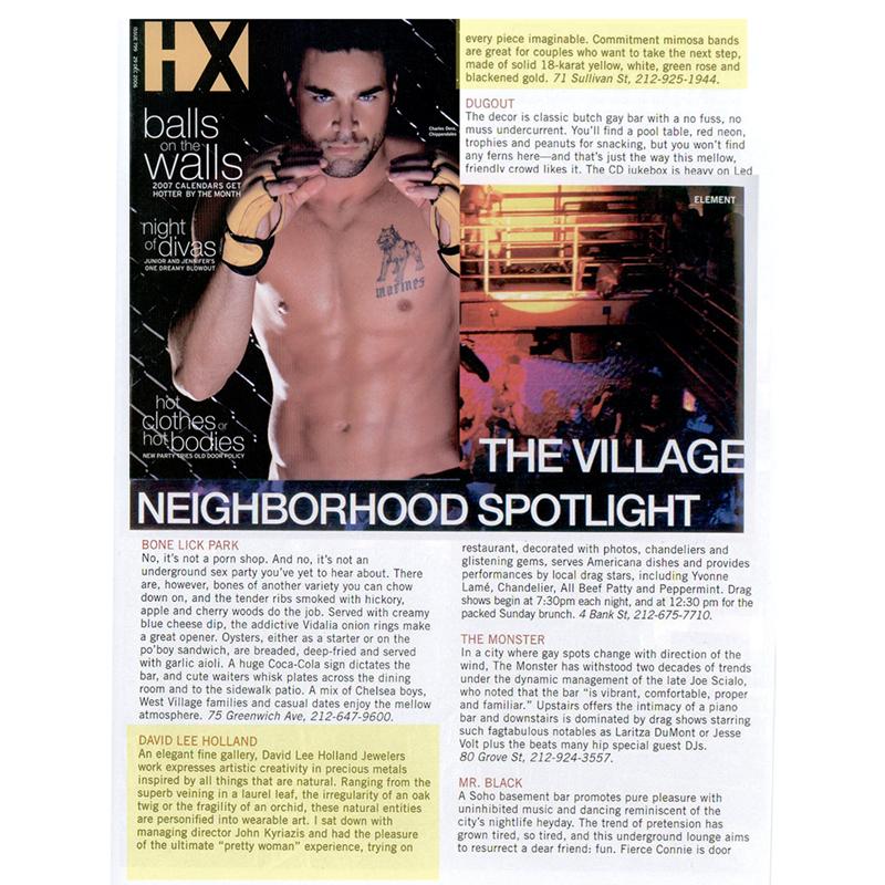 HX Magazine