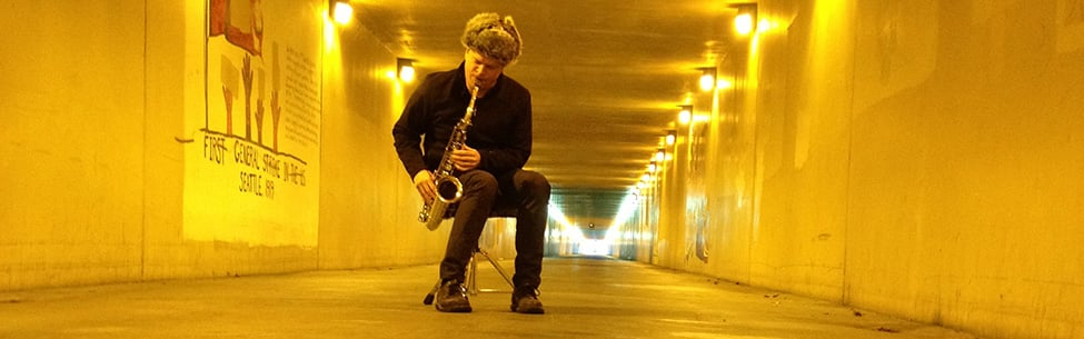 Solo Saxophone: Art of the Saxophone Vol. 1 The Tunnel Recordings