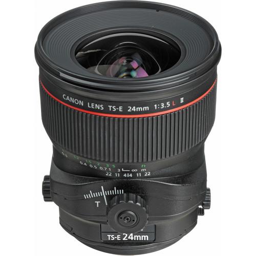Canon 24mm Tilt/Shift F3.5