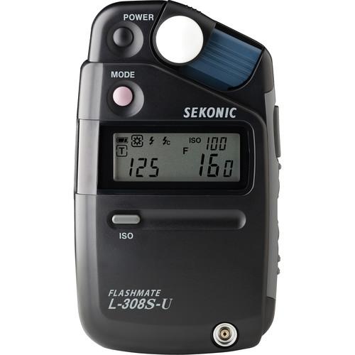 S  ekonic Flashmate Light Meter 308S