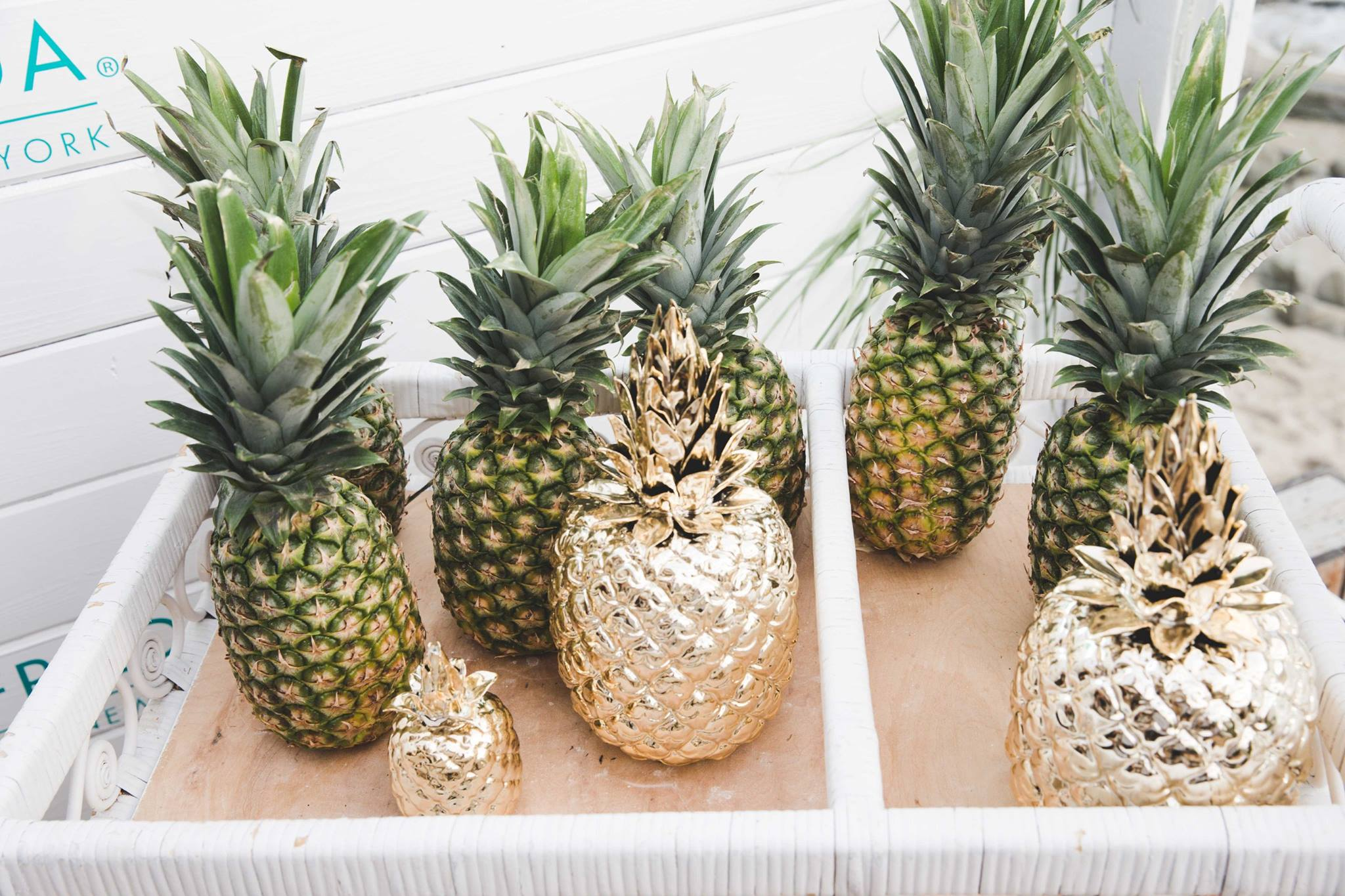 gotta have those golden pineapples ;) Ph: Luis Herrera