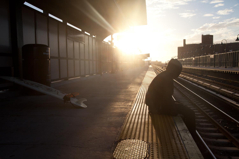 Rockaway - 67th Street Train