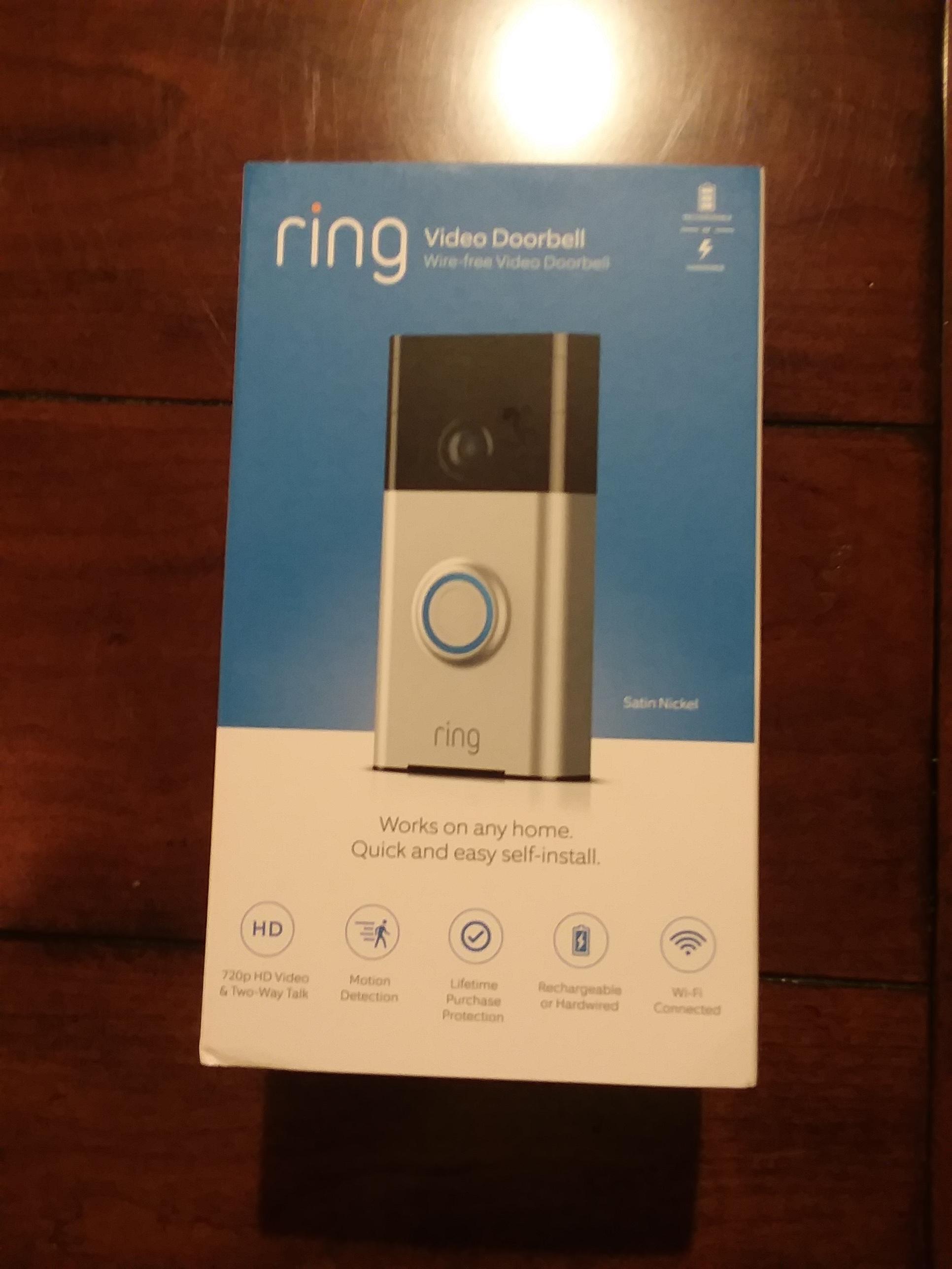 Ring Doorbell -