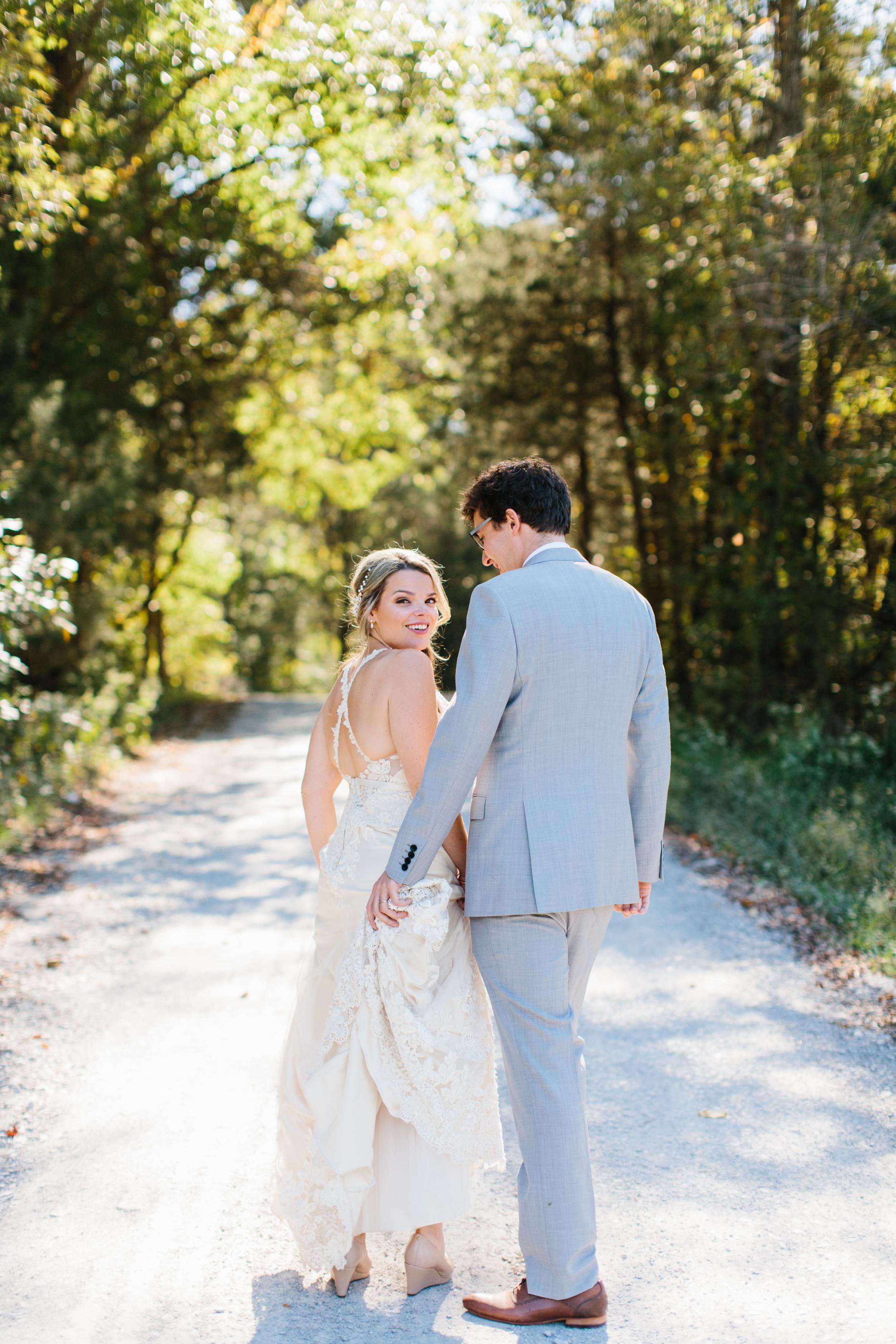 Fall Bloomsbury Farm Wedding