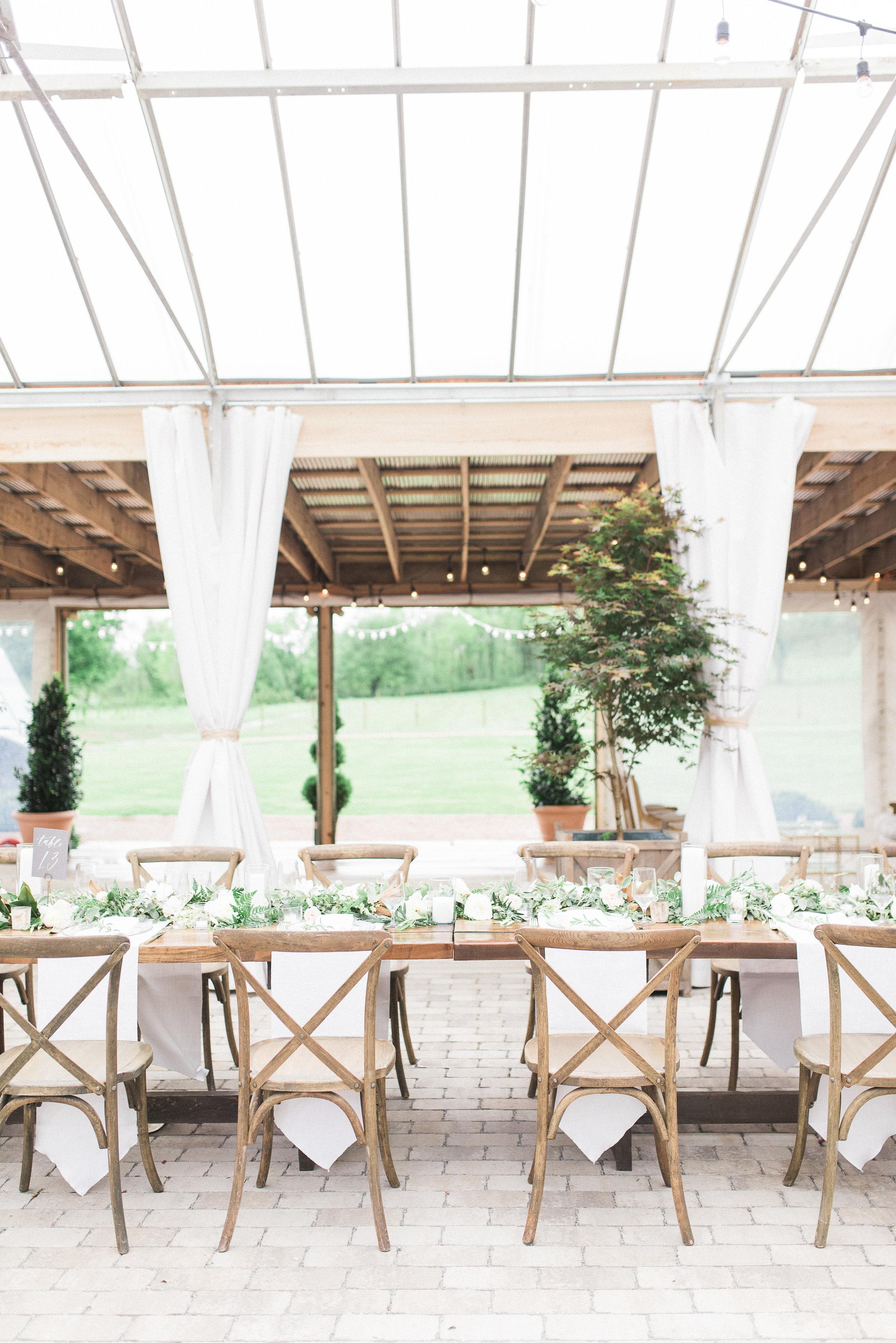 Long Hollow Gardens - Spring Wedding