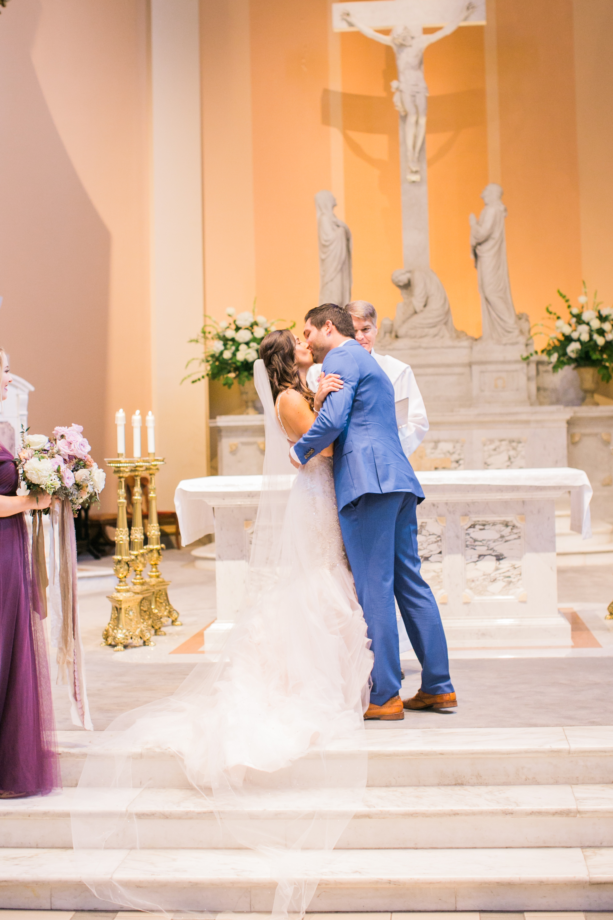 Cathedral of Incarnation - October Wedding - Nashville, TN
