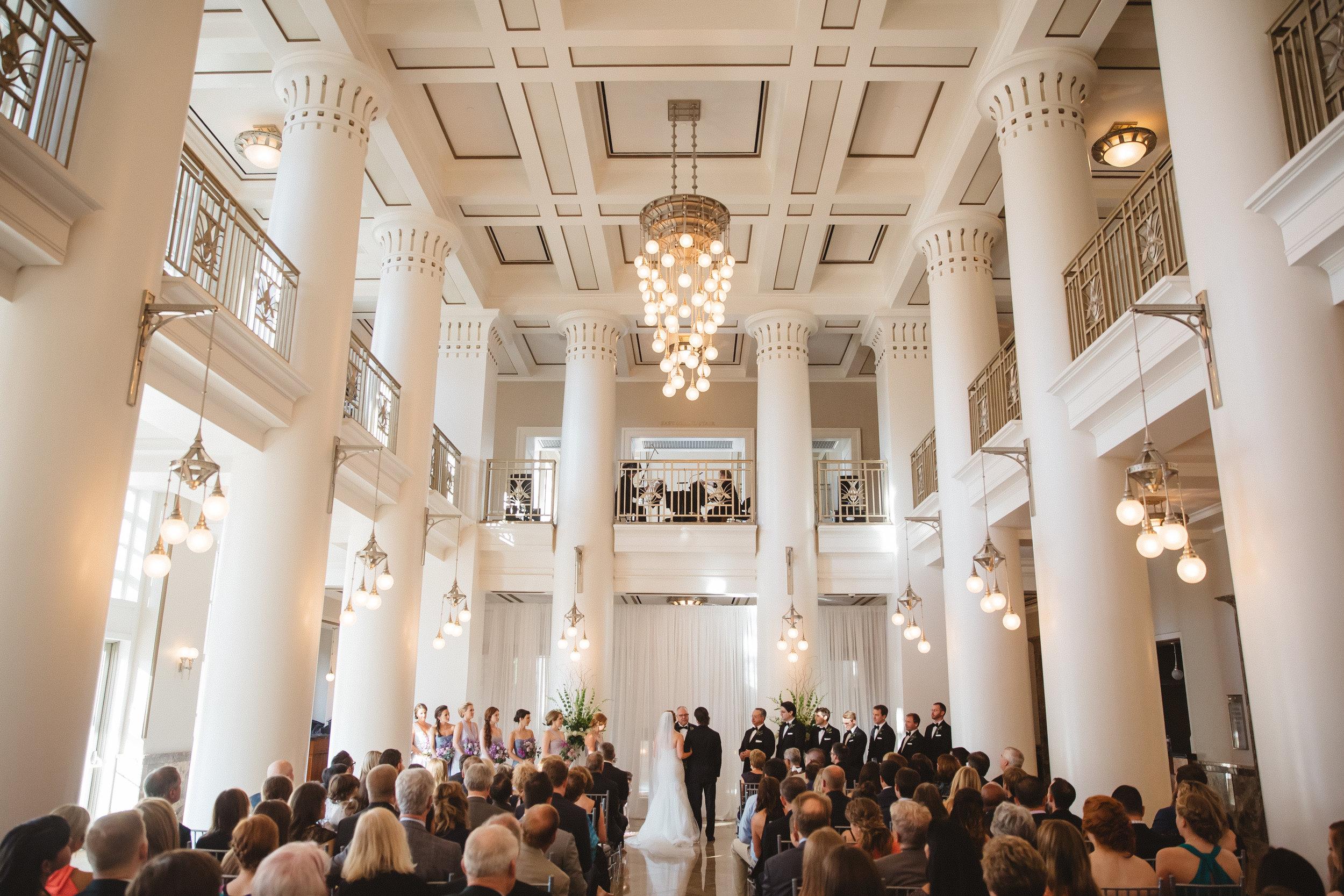 Schermerhorn Symphony Center - Summer Wedding - Nashville, TN