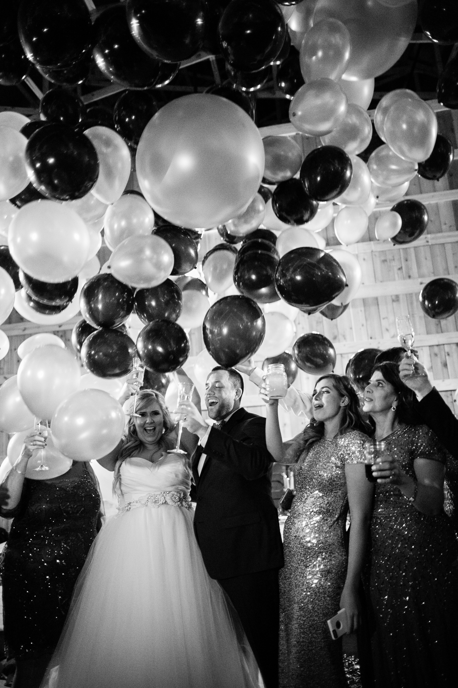Saddle Wood Farm - Murfreesboro, TN - New Year's Eve Wedding