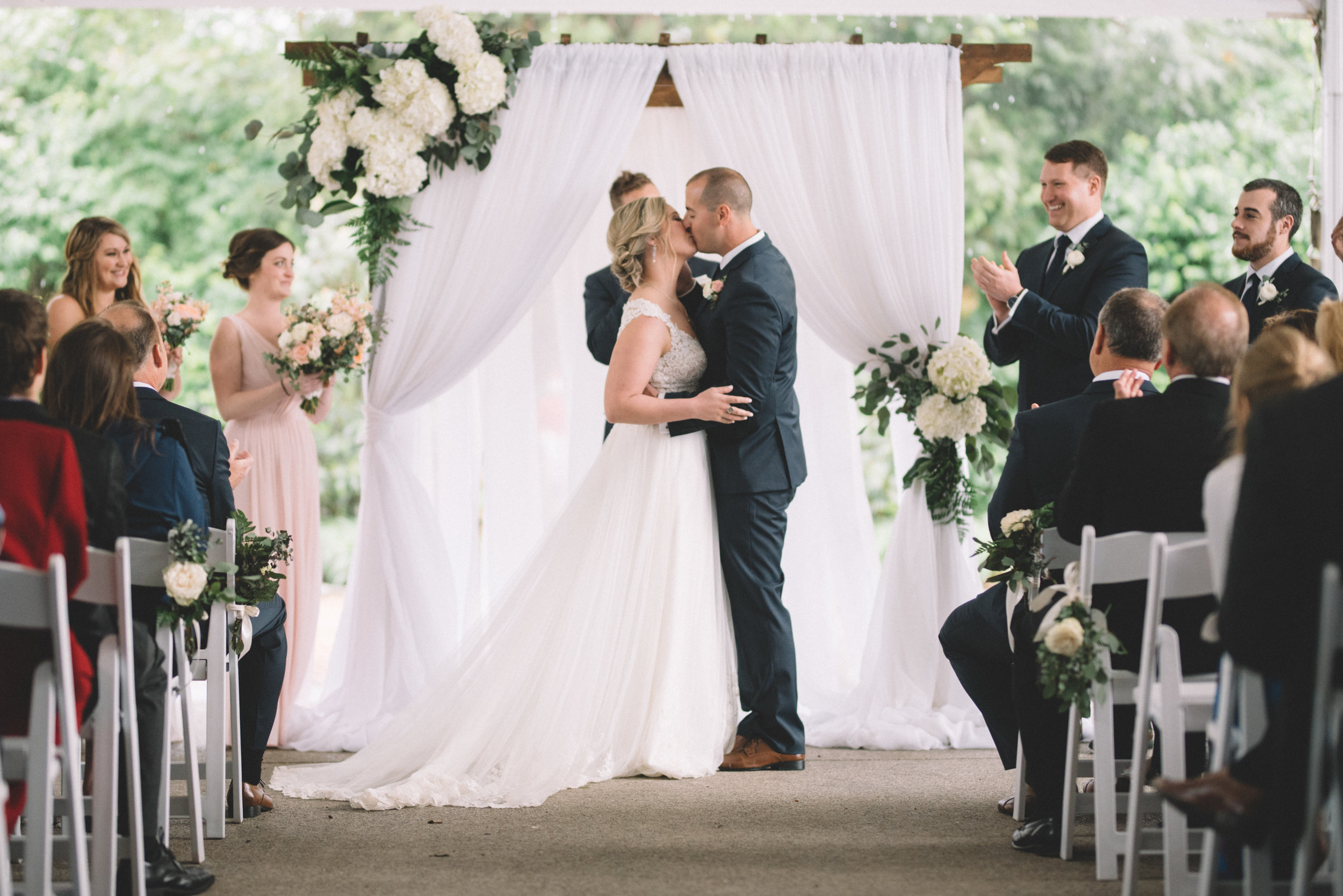Belle Meade Plantation - April Wedding - Nashville, TN